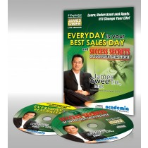 Everyday is your Best Sales Day and Success Secrets of Successful Sales People